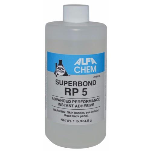 Alfa Tools I 1 LB. RP5 SUPERBOND ADHESIVE
