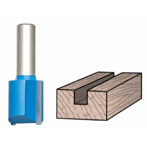 "Alfa Tools 3/4 X 2"" STRAIGHT ROUTER BIT"