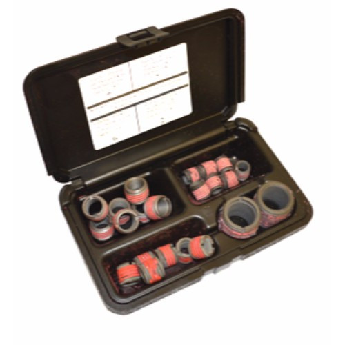 Alfa Tools I #10-1/2 UNC SOLID SCREW REPAIR KIT
