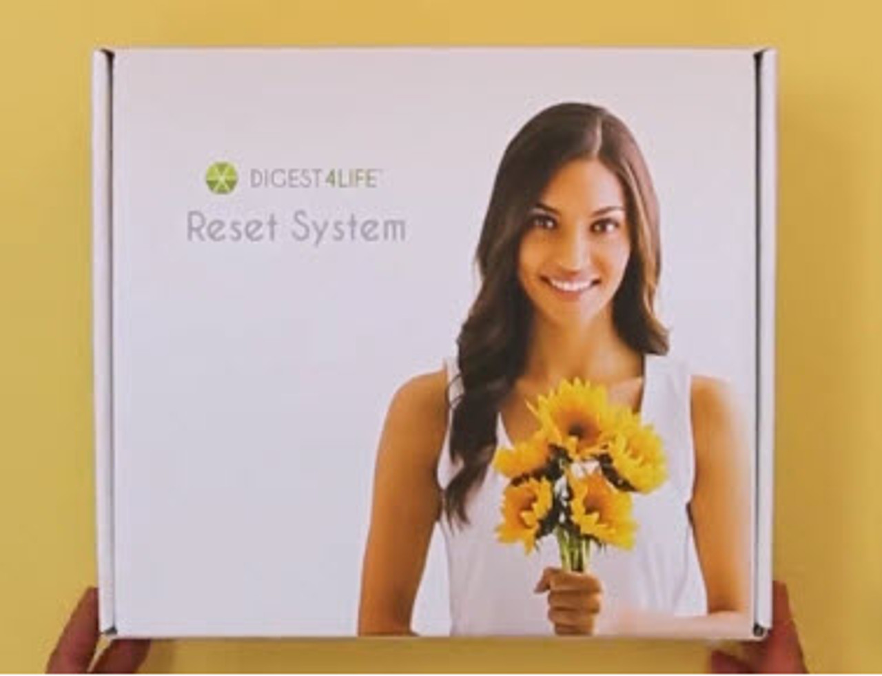 Digest 4Life Cleanse & Reset System