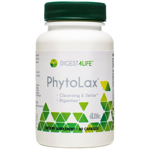 PhytoLax 60 Count Bottle