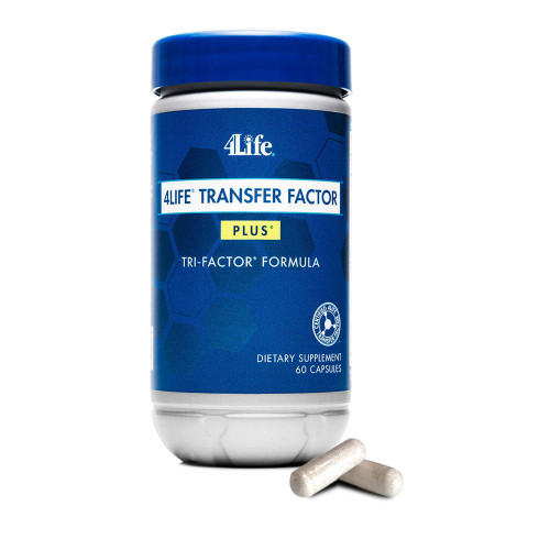 Transfer Factor Plus 60 Count Bottle