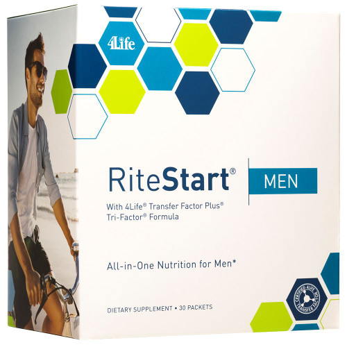 RiteStart Men 15 DAY SUPPLY