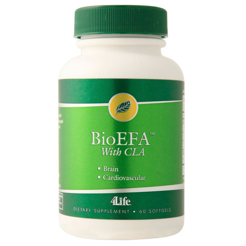 BioEFA With CLA 60 Count Bottle