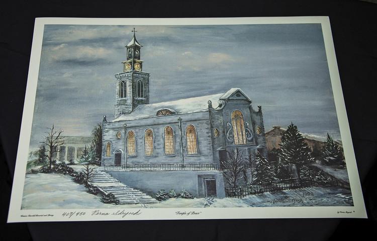 Church of St. Mary the Virgin, Aldermanbury