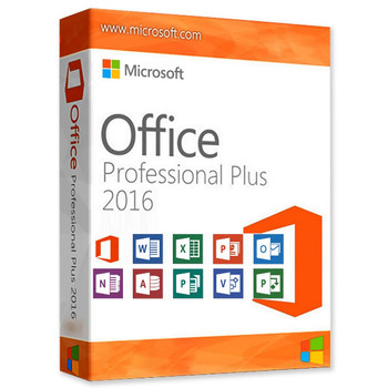 Microsoft Office Professional 2016 Plus, 32/64 Bit, Full Retail Version, Instant Download