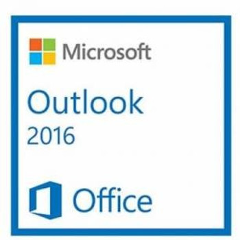 Microsoft Outlook 2016, 32/64 Bit, Full Retail Version, Instant Download