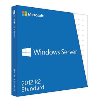 Windows Server 2012 R2 Standard 64 Bit License, 2 CPU/ Processor