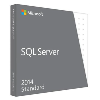 Microsoft SQL Server 2014 Standard - 4 Core License - 1 Server
