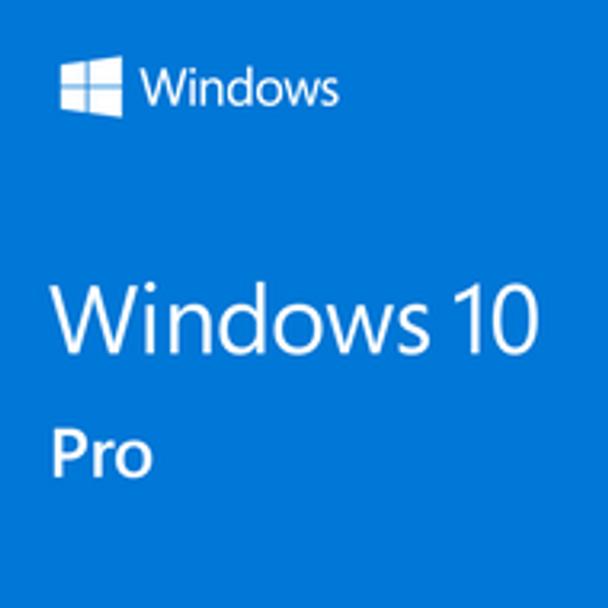 Windows 10 Professional, 32/64 Bit, Full Retail Version
