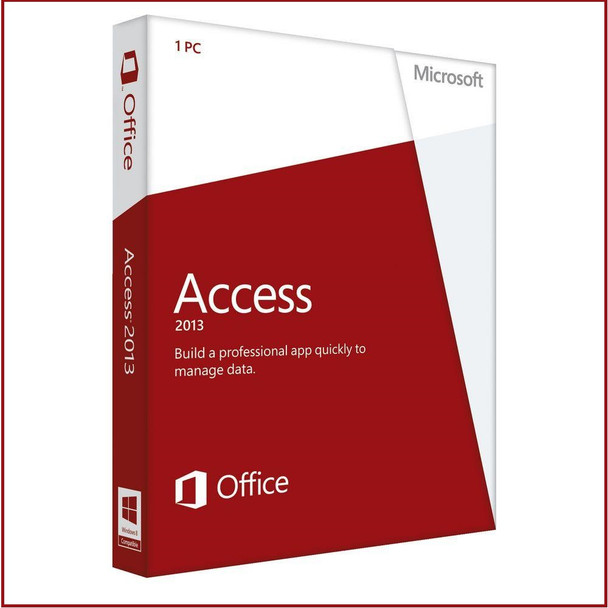 Microsoft Access 2013 Instant Download