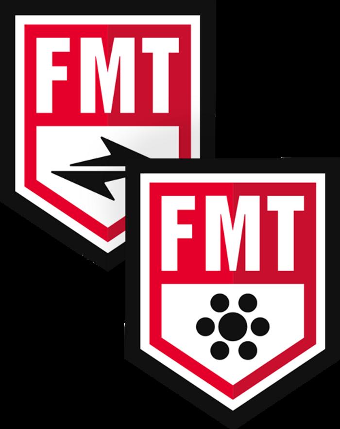 FMT - December 1/2, 2018 -Charlotte, NC - FMT RockPods/FMT RockFloss