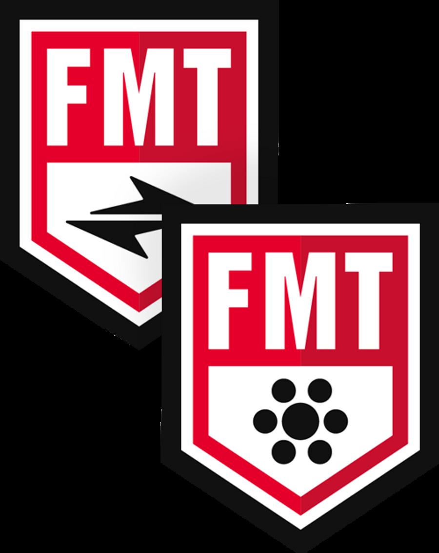 FMT - November 10 11, 2018 -Portland, OR - FMT RockPods/FMT RockFloss