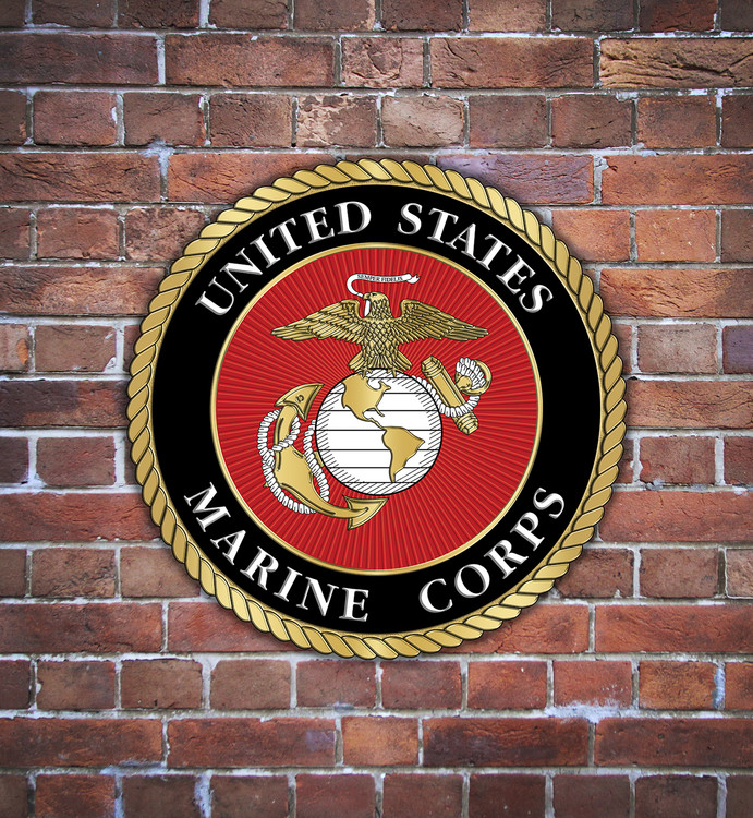 CUSTOM OUTDOOR SIGN (Military)