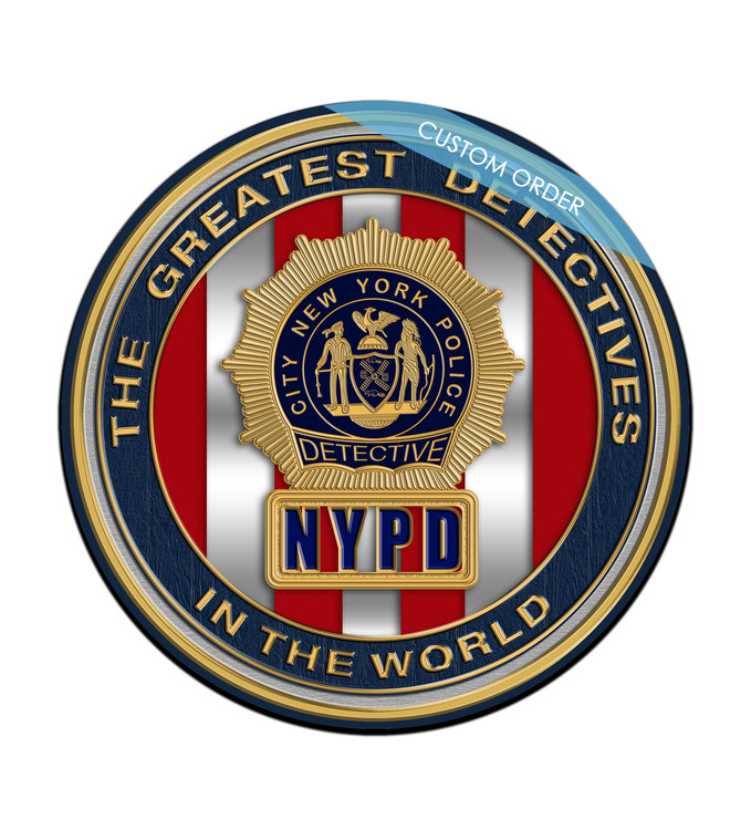 You can add any Patch, Badge, Seal, Logo or Artwork on to the Personalized Seal Plaque. Law Enforcement, Fire Department, Military, Government, Emergency Service Personalized Plaque.