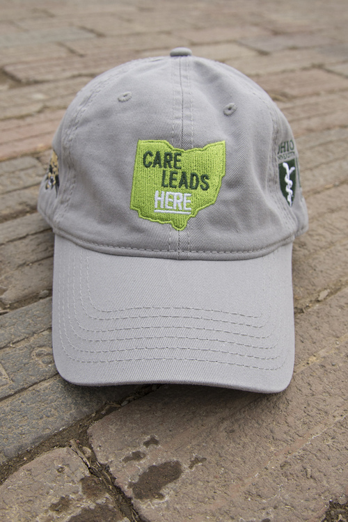 """HCOM """"CARE LEADS HERE"""" HAT"""