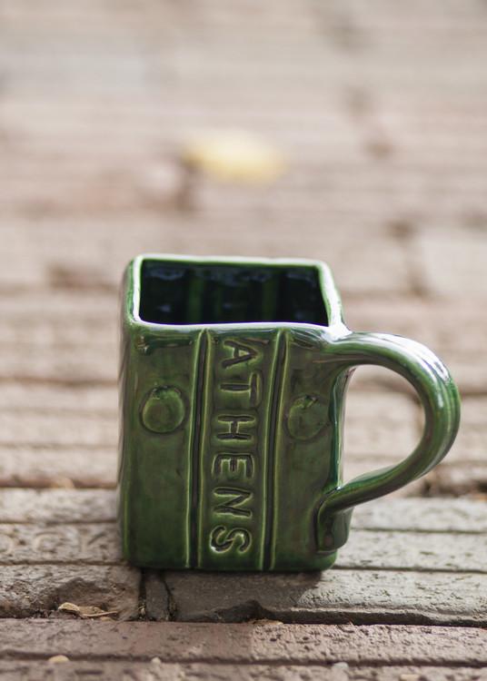 Athens Block Tile Mug