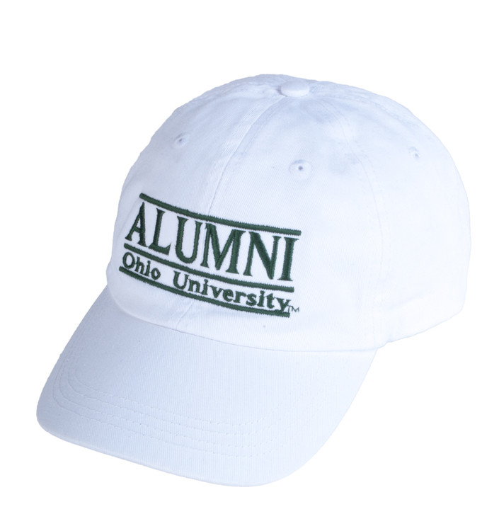 ALUMNI OHIO UNIVERSITY WHITE HAT