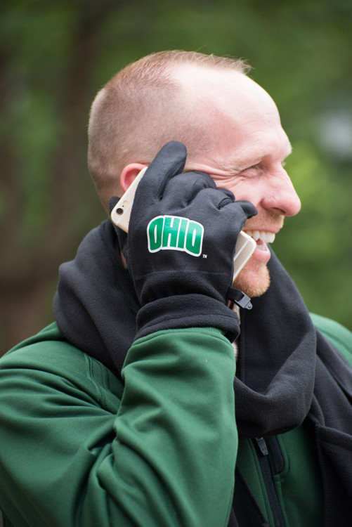 UNISEX ARCHED OHIO FLEECE GLOVES