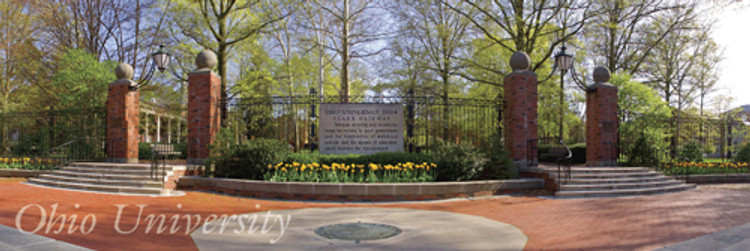 CLASS GATEWAY PANORAMIC PRINT