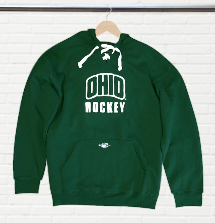 OHIO Hockey Hoodie-Easton