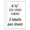 CD / DVD Labels | 2-up