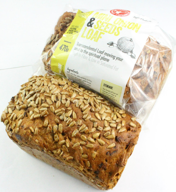 Mini Onion & Seeds Loaf
