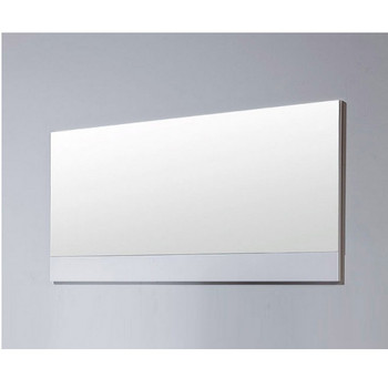 Modrest Ceres - Modern White Bedroom Mirror