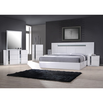 Palermo Platform Bedroom Set