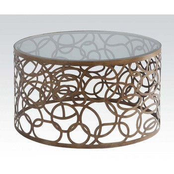 Anya Antique Coffee Table
