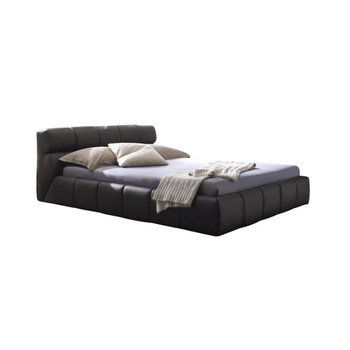 Cloud Leatherette Bed