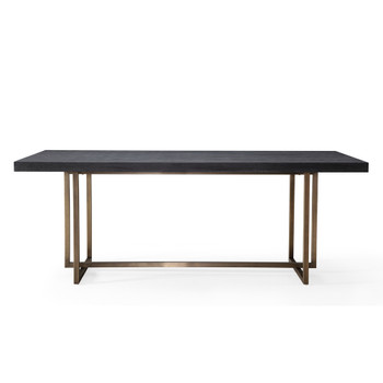 Mason Black Dining Table