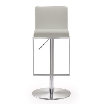 Amalfi Adjustable Steel Barstool