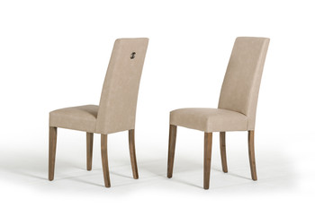 Modrest Athen Italian Modern Dining Chair (Set of 2)