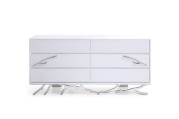 Modrest Legend Modern White Dresser