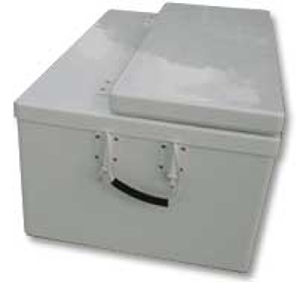 Ice Chests with Set Backs