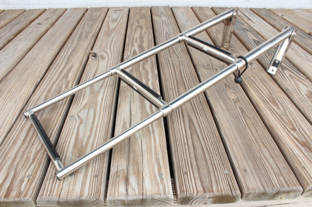 Garelick  Platform Telescoping Ladder