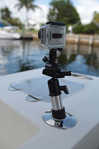 Rod Holder Camera Mount
