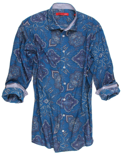 Belle Meade 16010-042 Long Sleeves Liberty of London