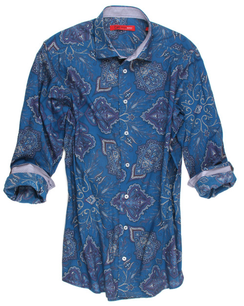 Georg Roth Men's 16010-042 Big and Tall Long Sleeves