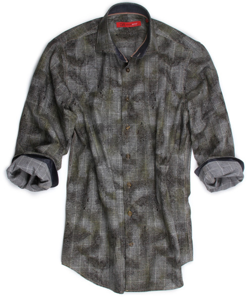 Georg Roth Men's 16011-020 Big and Tall Long Sleeves