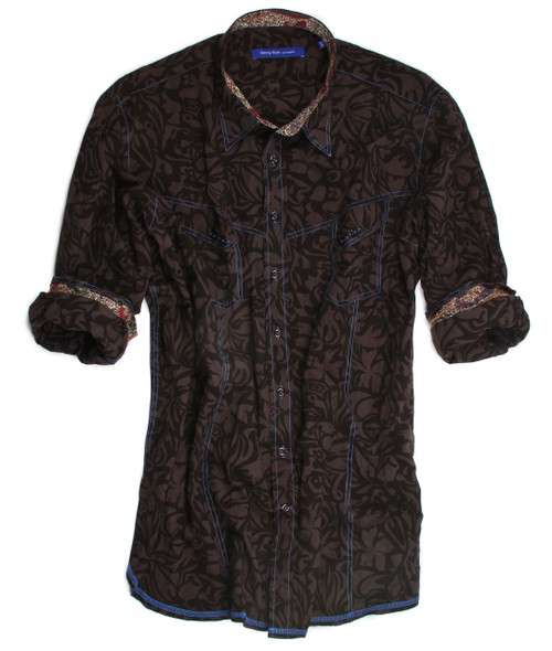 Georg Roth Men's 3055-014 Big and Tall Long Sleeves