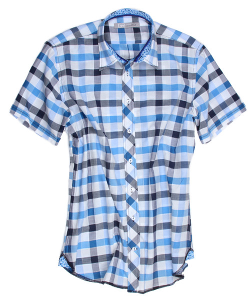 Pasadena 18008-017 Short Sleeves Shirt