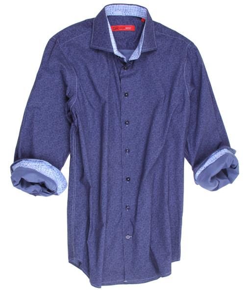 Anaheim-21039-020-Long-Sleeves-Big and Tall Cotton Shirt