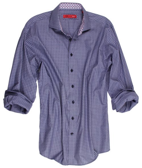 Topeka-33005-020-Long-Sleeves Cotton Men Shirt