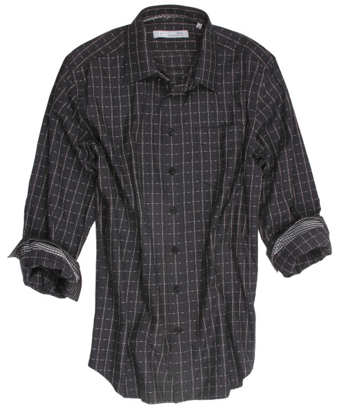 100% Cotton Men's Shirt Long Sleeves
