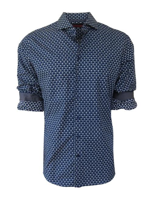 Los Angeles 33054-020 Long Sleeves  *PIMA COTTON Men Shirt