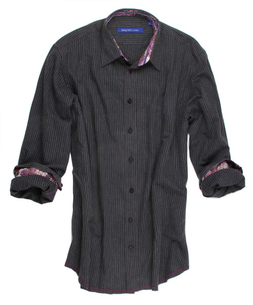 Fredericksburg-3004-023-Long-Sleeves Mens Shirt