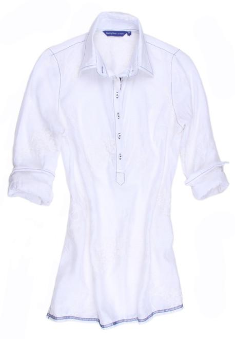 Nikea B6085-703-Long-Sleeves-Tunic