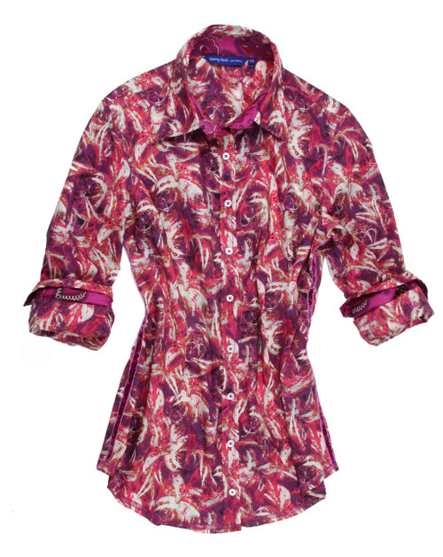Alicia ​B7024B-700 Long Sleeves Liberty of London